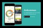 """""""Ankommen"""" - endlich Selbstlern-App für Deutsch und das Zurechtfinden in Deutschland für Smartphones"""